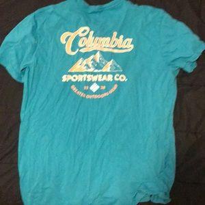 Medium Columbia shirt